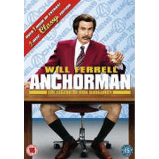 Anchorman: The Legend of Ron Burgundy [Blu-ray] [2004][Region Free]